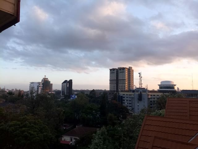 Luxurious One Bedroom Apartment in Westlands