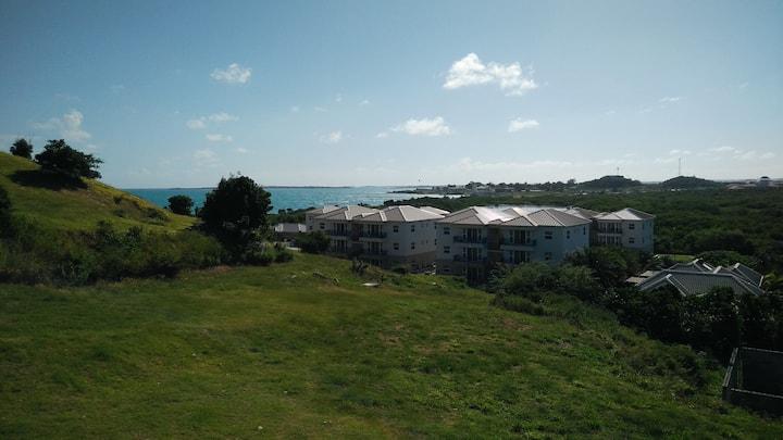 Sea View 5 mins from Kitesurfing Beach