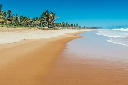 Village próximo à praia