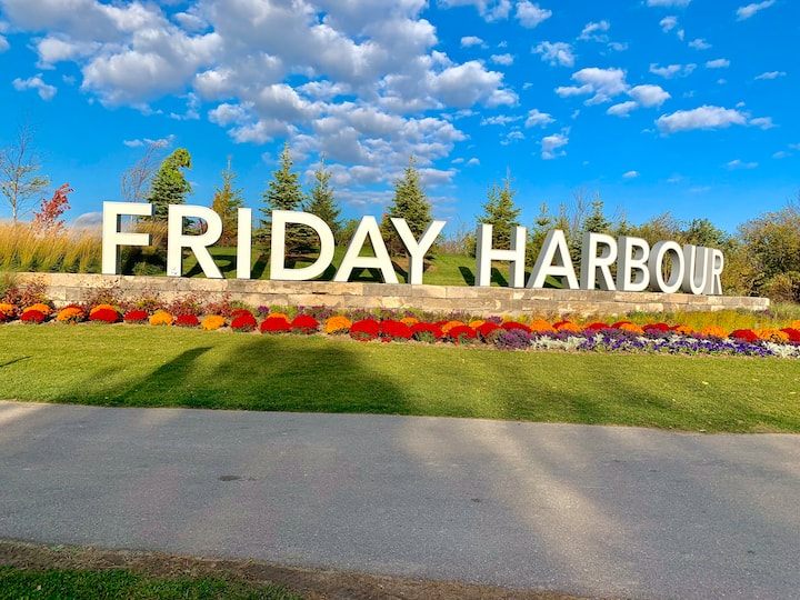 Friday Harbour Marina Vista Condo