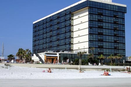 The perfect retreat on the most famous beach (4) - Daytona Beach - Condominium