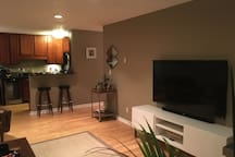 Super bowl 1 BD APT in Uptown Mpls
