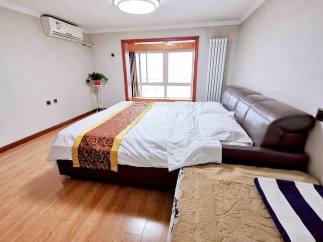 真实软床让您香甜入睡!进入美丽的梦乡!