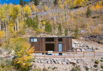 Tiny Home on a Mountain