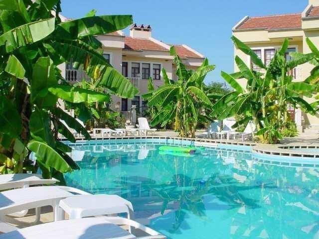 Özcem Apart Hotel, Fethiye near Calis Beach - Fethiye - Wohnung
