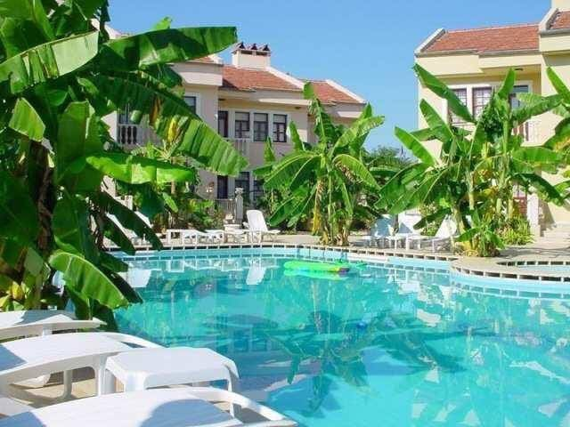 Özcem Apart Hotel, Fethiye near Calis Beach - Fethiye - Apartment