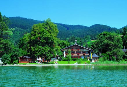 Wohnen im Cottage ... My home is my castle! - Schliersee - Vierassviitti