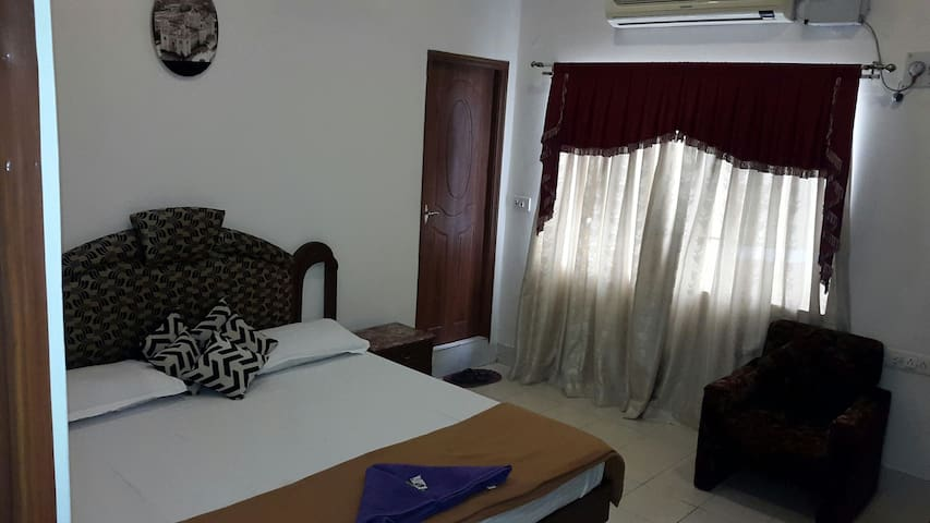 flat near to charminar masqati furnished apartment