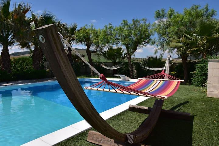 AgrIgino, Villa Riccardi