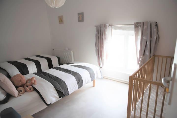 chambre 3 premier étage