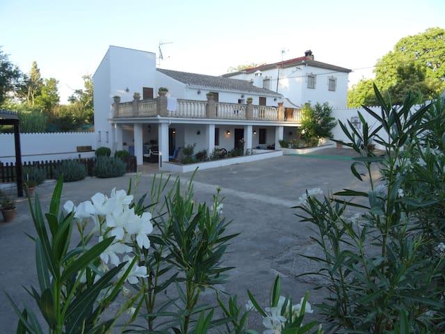 Casa Rural de lujo en Ronda. - Arriate - Hus