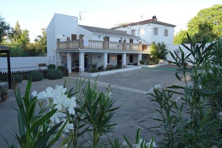 Casa Rural de lujo en Ronda. - Arriate - Rumah