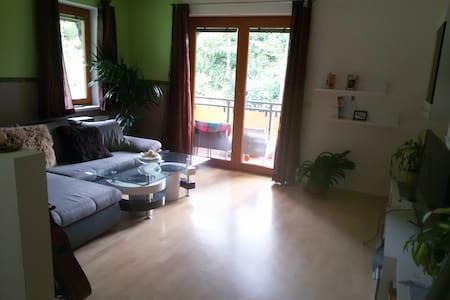Gemütliche Wohnung mit Balkon - Weißenbach bei Liezen - Lakás