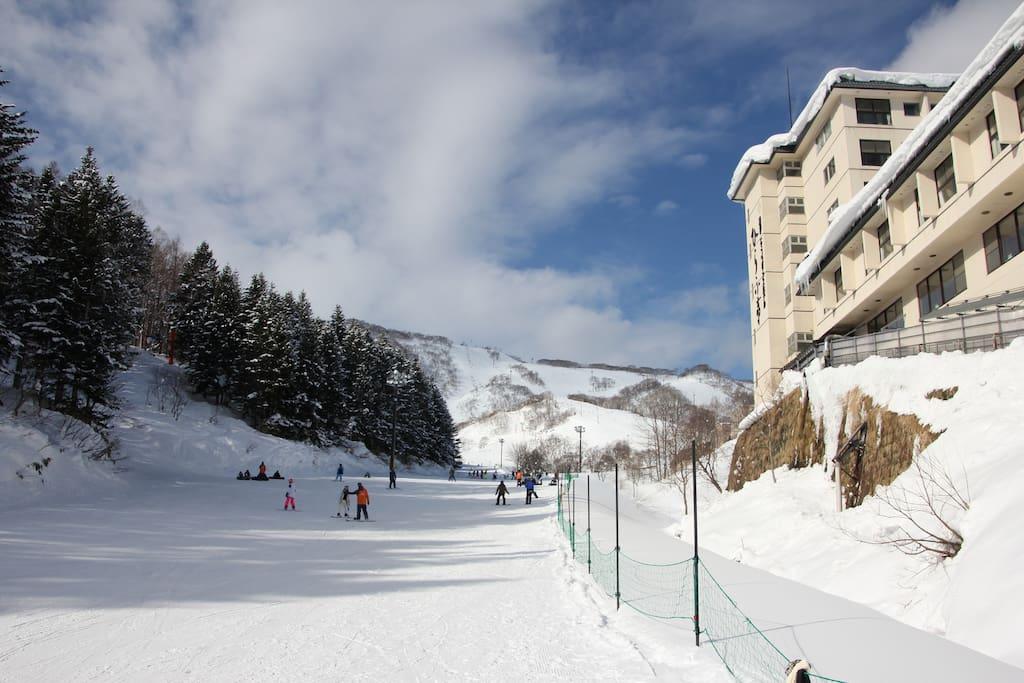 Walking distance to Niseko United Grand Hirafu - スキー場まで徒歩圏内