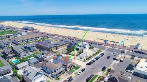 Селянський приватний будинок на пляжі - 4BR + вид на океан