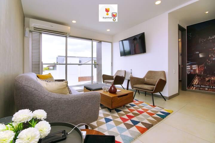 The best apartment in Ciudad Jardin!!!!!!