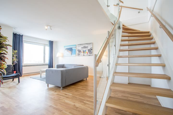 Newly renovated 4 bedroom apartment