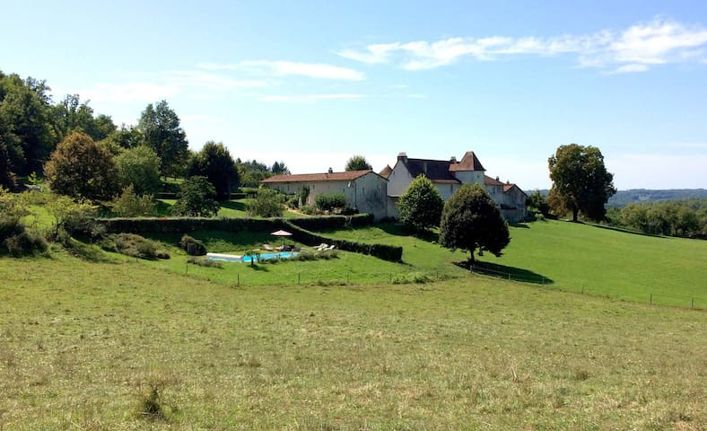 "La Glaudie, gîte du ""Bois"" en Périgord Vert"