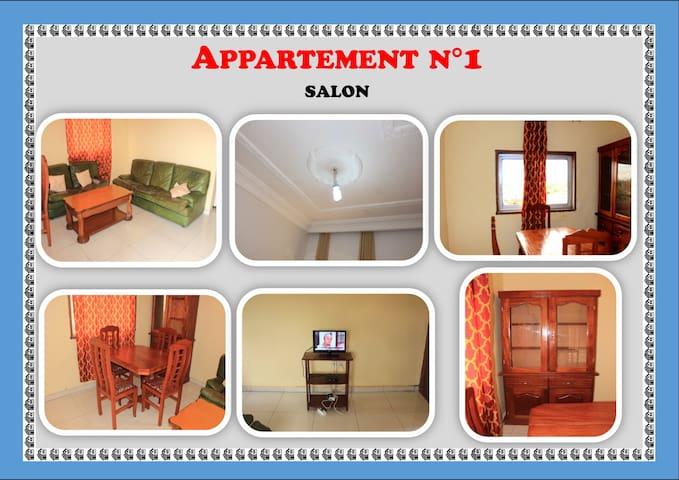 Yaoundé : Appartements meublés d'Odza