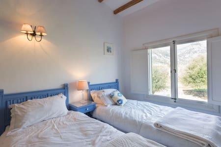 Walking and cyclists dream with en-suite and views - Caimari  - Bed & Breakfast