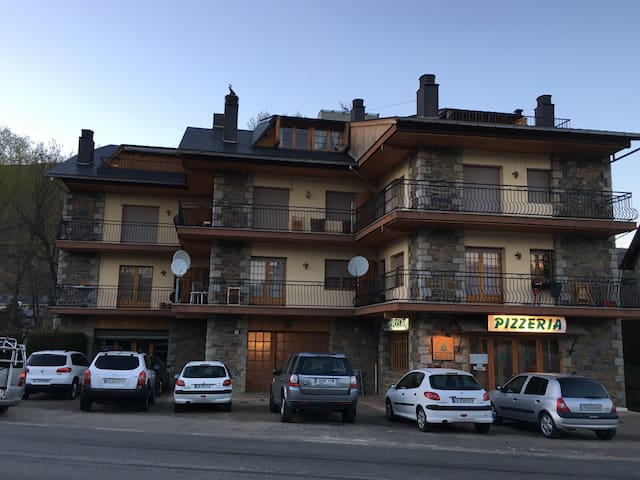 Apartamento ideal familias - Llívia - Kondominium