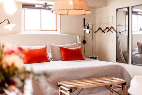 the Loft - Designer Hotel Room
