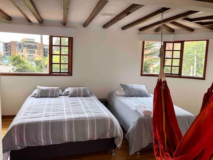 Bright and Cozy Suite in Usaquen