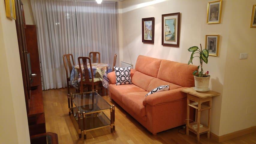 Apartamento de 1 habitación al lado del Musac