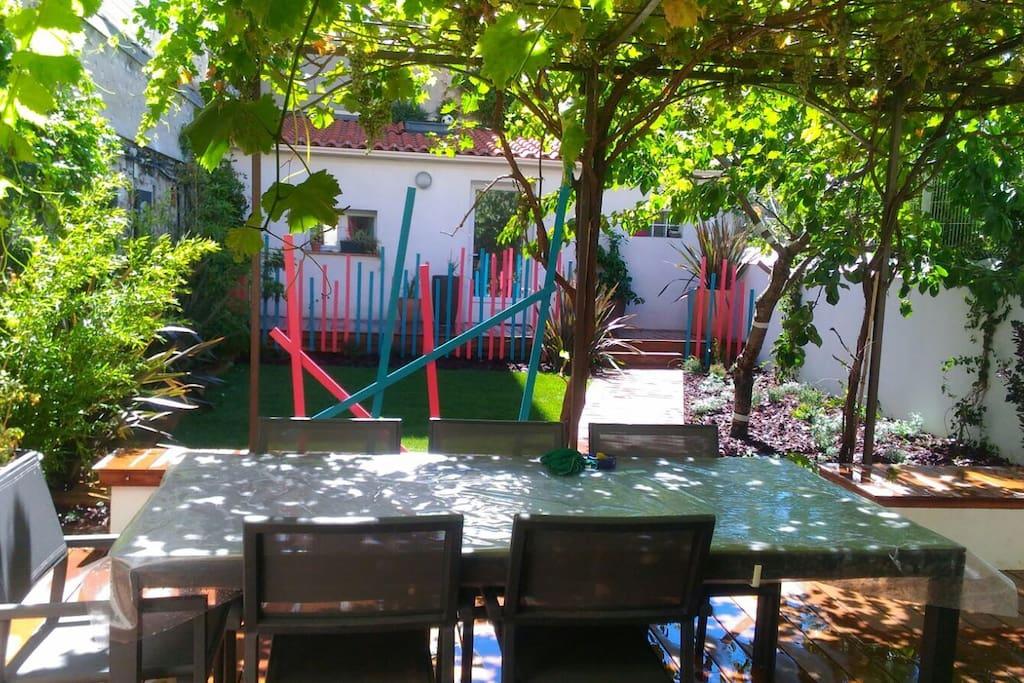 Maison centre marseille avec jardin maisons louer for Jardin potager a louer 78
