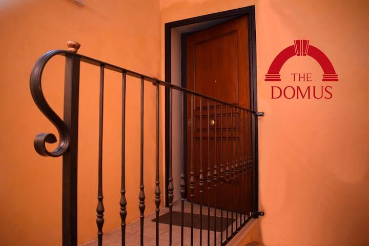 THE DOMUS - casa vacanza in Veroli