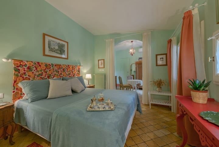 Drom Campuccio Double Room