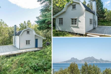 Cottage with spectacular view! Close to Bodø City.