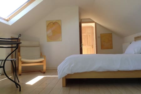 Beautifully located B+B Laugharne - Laugharne - Szoba reggelivel