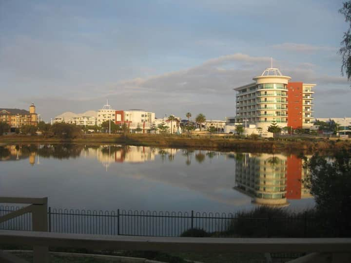 Mandurah Overlooking The Marina
