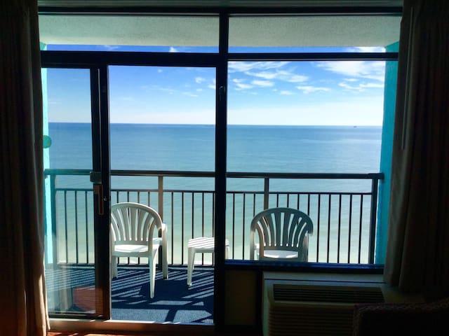 Amazing ocean view