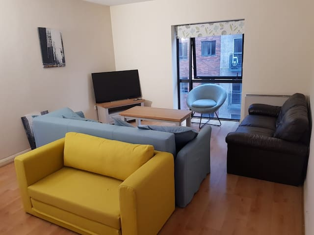 Absolute city Apartment