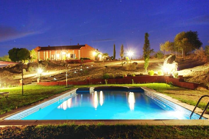 ROMAN HOUSE IN MERIDA