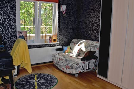 Room & Breakfast in nice area near the airport - Sankt-Peterburg