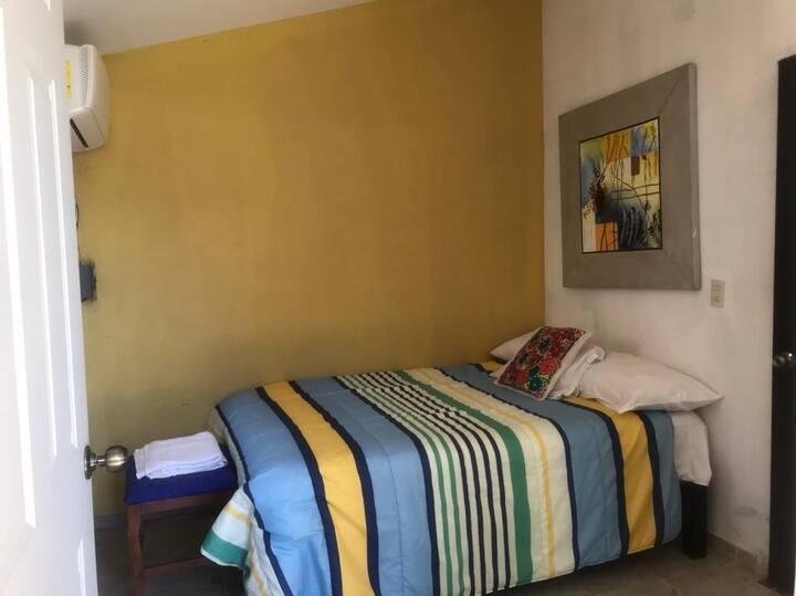 Cabaña Reyna roja para 2 hermosa y confortable