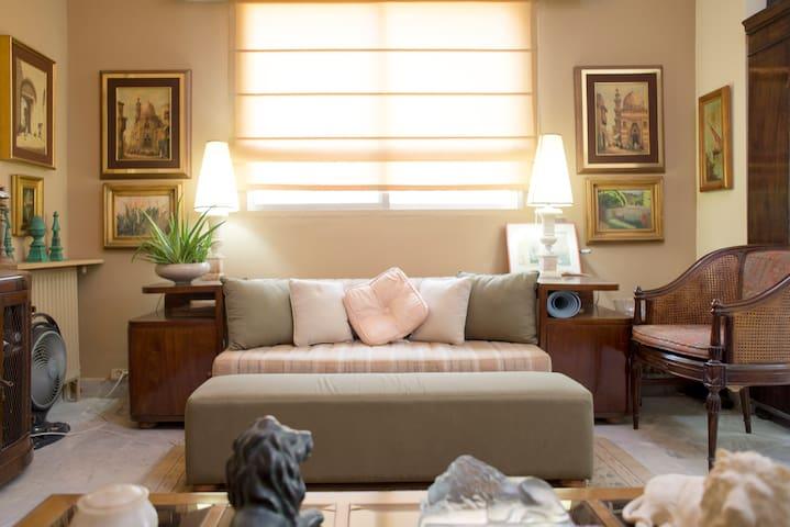 Exquisitely Designed Bedroom - Beirut - Apartamento