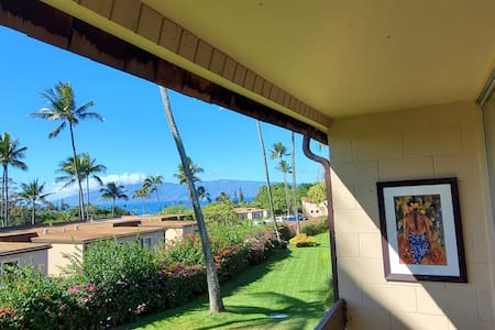 Unit with Partial Ocean View & Short Walk to Beach