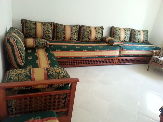 The Oriental Hosting - Oujda - Apartamento