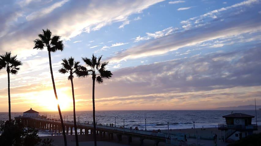 Zen Beach Oasis - Hermosa Beach - Apartamento