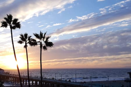 Zen Beach Oasis - Hermosa Beach - Huoneisto