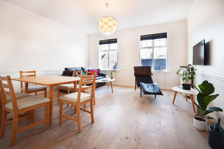 *Chic Apartment In Reykjavik City Center*