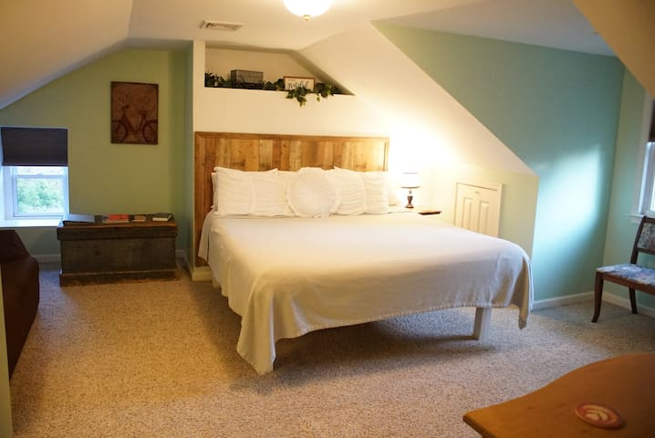 Holly Heritage/Martin room, extended stay discount