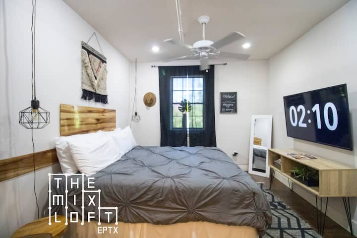 •Trendy Loft• Stay in the ❤️ of DTown/Nice Location