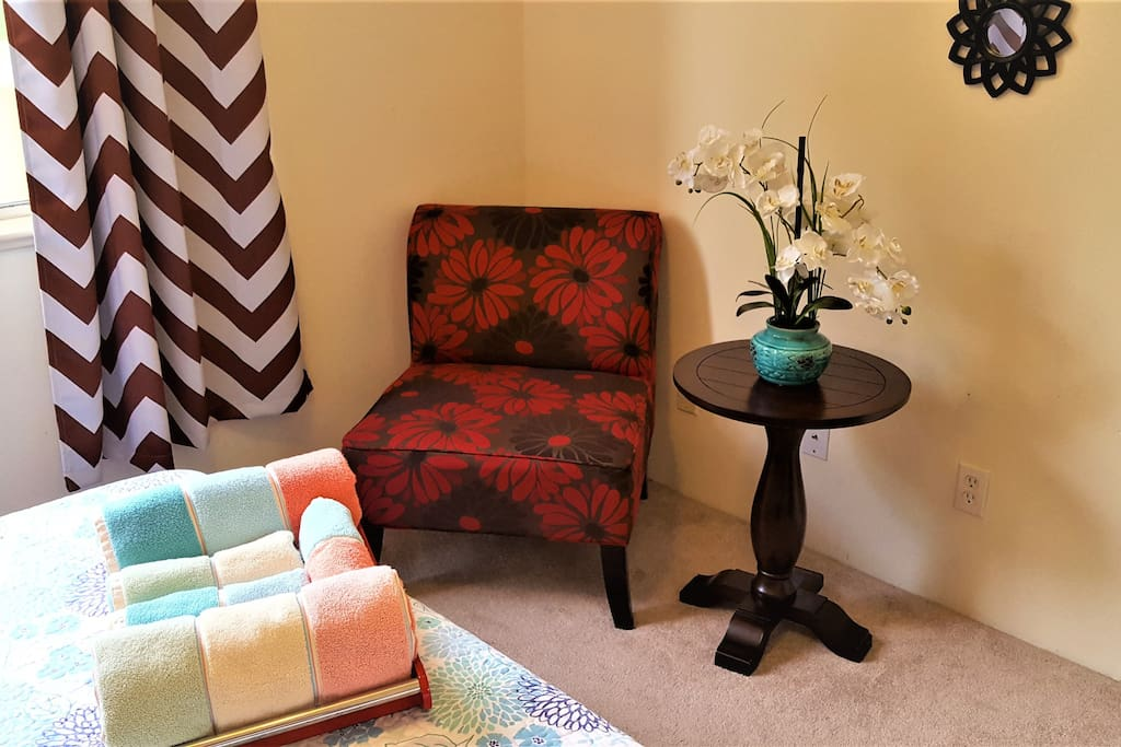 Additional guest's amenities