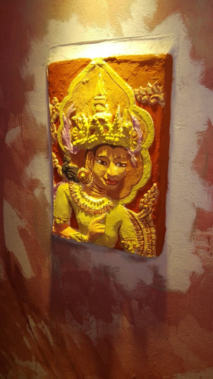 Classic Single Room [B]:Myanmar Ancient Style