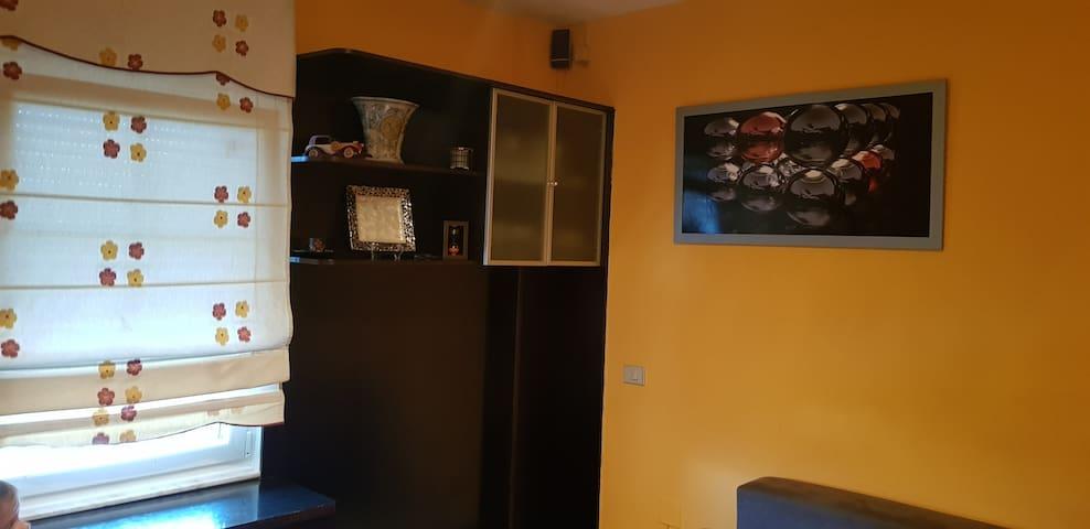 Apartamento vacacional playa de Carnota